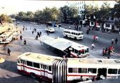 老照片:公交车上的淄博!这些车型你都坐过吗?