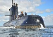 阿根廷潜艇失踪一年后找到 已变形并有爆炸痕迹