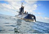 """潜艇""""圣胡安号""""一年前失联 阿根廷海军宣布找回"""