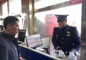 2秒进站上车 无需提前换取纸质车票!哈尔滨南岗客运站实行刷身份证检票