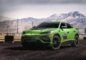 兰博基尼推出Urus ST-X概念赛车 2020年参赛