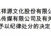 """深夜重磅!赵薇夫妇又出事,遭上交所""""封杀"""":5年内不适合担任上市公司董监高"""