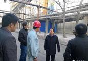 市质监局|孙国胜副市长督导检查特种设备安全工作