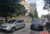 丰泽交警整治市区云鹿路违停乱象