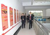人大代表到宝丰县法院调研党建工作