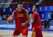 2019年篮球世界杯预选赛 中国男篮上海备战训练