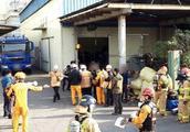 韩国一废水处理厂毒气泄漏致10伤 其中4人仍昏迷
