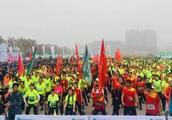 3000多名跑者齐聚新滩,网红小镇迎来年度大事件