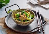 小青菜炒平菇的家常做法大全怎么做好吃