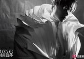 李宇春全新封面大片发布,开年红玩转先锋时尚 还透露了这件事
