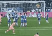 任意球梅开二度,梅西又创了一项西甲纪录