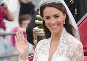 凯特王妃被吐槽跟风梅根穿着,然而当她换上礼服时,惊艳了全场