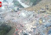 四川叙永发生山体滑坡 危险区范围内31人已紧急撤离
