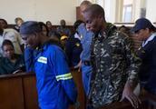 """南非""""食人案""""嫌犯终被判刑 曾自称""""吃人肉吃腻了"""""""
