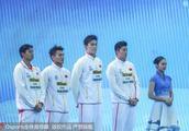 短池游泳世锦赛 中国男子4×200自由泳摘铜