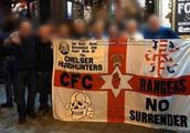 一波未平一波又起,切尔西球迷展示纳粹旗帜引争议