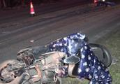 一女子骑电动车疑似遭二次碾压不幸身亡