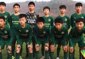 U13绿城1-0韩国全罗北道,朱宏伟救赎绝杀