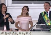 巴西新总统正式宣誓就职,强调任期内要恢复经济消除腐败!