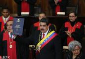 委内瑞拉总统马杜罗宣誓就职 开启第二任期