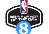 【直播吧评选】3月22日NBA最佳球员
