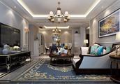 138.69平米的房这样装修好看100倍,混搭风格惊艳众人!-汇通太古城装修