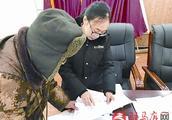 开发区冷库经营者签订食品安全承诺书