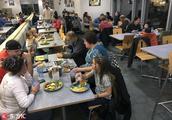 政府关门 美大学为无薪工作海岸警卫队成员提供免费晚餐