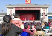 文化暖阳下基层 载歌载舞迎新春