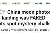 """外媒称找到嫦娥四号""""造假""""证据,被NASA第一时间出手灭了"""