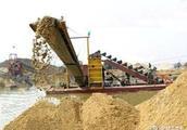 整治非法采砂后,湖北省有哪些合法的采砂来源?