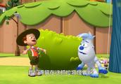森林小卫士罗布:达达想去见尼克奈特,可还得抓垃圾怪兽呢!