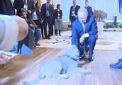 单身普京被赠新狗爱不释手,政客们为何一个劲地送狗?