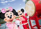 上海迪士尼新春节庆,米奇米妮将穿老上海服饰