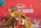 安徽黄山:太平民俗闹新春