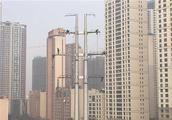 """高压电塔入地""""让道"""",武汉滨江景观路月底试运行"""