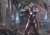 复仇者联盟3:钢铁侠超酷变身,绿巨人都看呆了