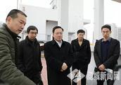 姜景峰赴双屿、广化调研:无愧担当谋发展