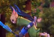 巨兵长城传:洗月说就算是俘虏,她也是黑峰王!