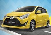 丰田最便宜轿车要入华?比Polo还小,6万多你买吗