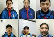 杭州一初中寒假收集600张学生笑脸 年级越高越笑不出来?