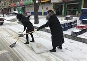 降雪两天 有人欢喜有人忧 未来三天潍坊气温低迷