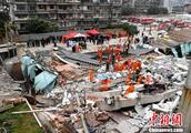福州一民房倒塌:14人已获救送医 房主被警方控制