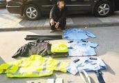 冒充交警大队领导行骗 前协警被咸阳警方拘留