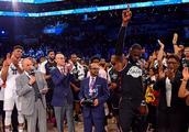 NBA丨全明星赛勒布朗队胜扬尼斯队 杜兰特荣膺最有价值球员