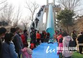 春节假期结束 度假区景区热度不减