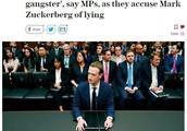 Facebook竟成了英国口中黑帮:假新闻正威胁英国民主