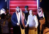 打破常规!印度总理莫迪亲自为沙特王储接机