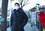 陈飞宇现身北电 出生于2000年的陈飞宇是导演陈凯歌之子