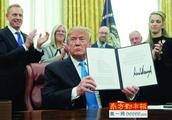 """特朗普签署指令组建""""太空军"""""""